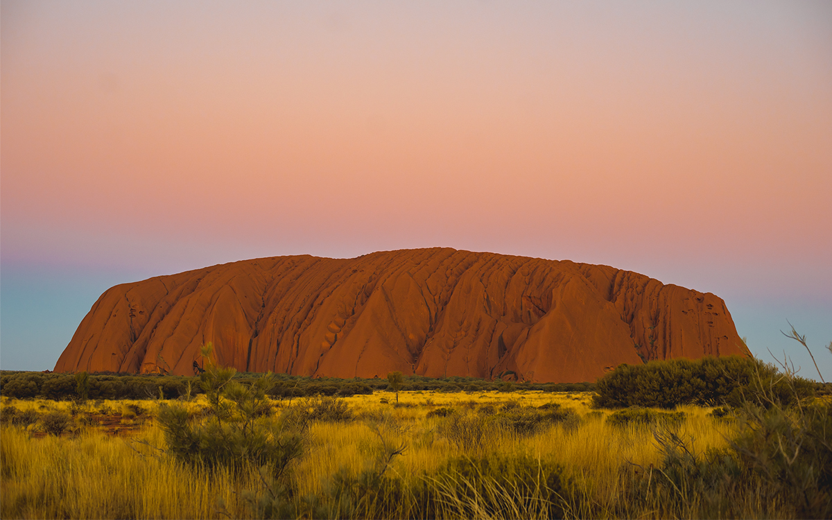 You Can't Climb Uluru Anymore