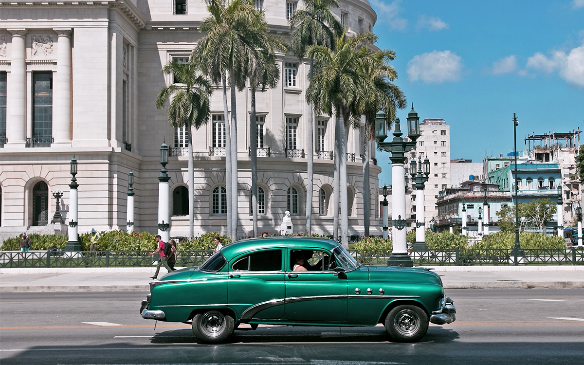 American Flights to Havana