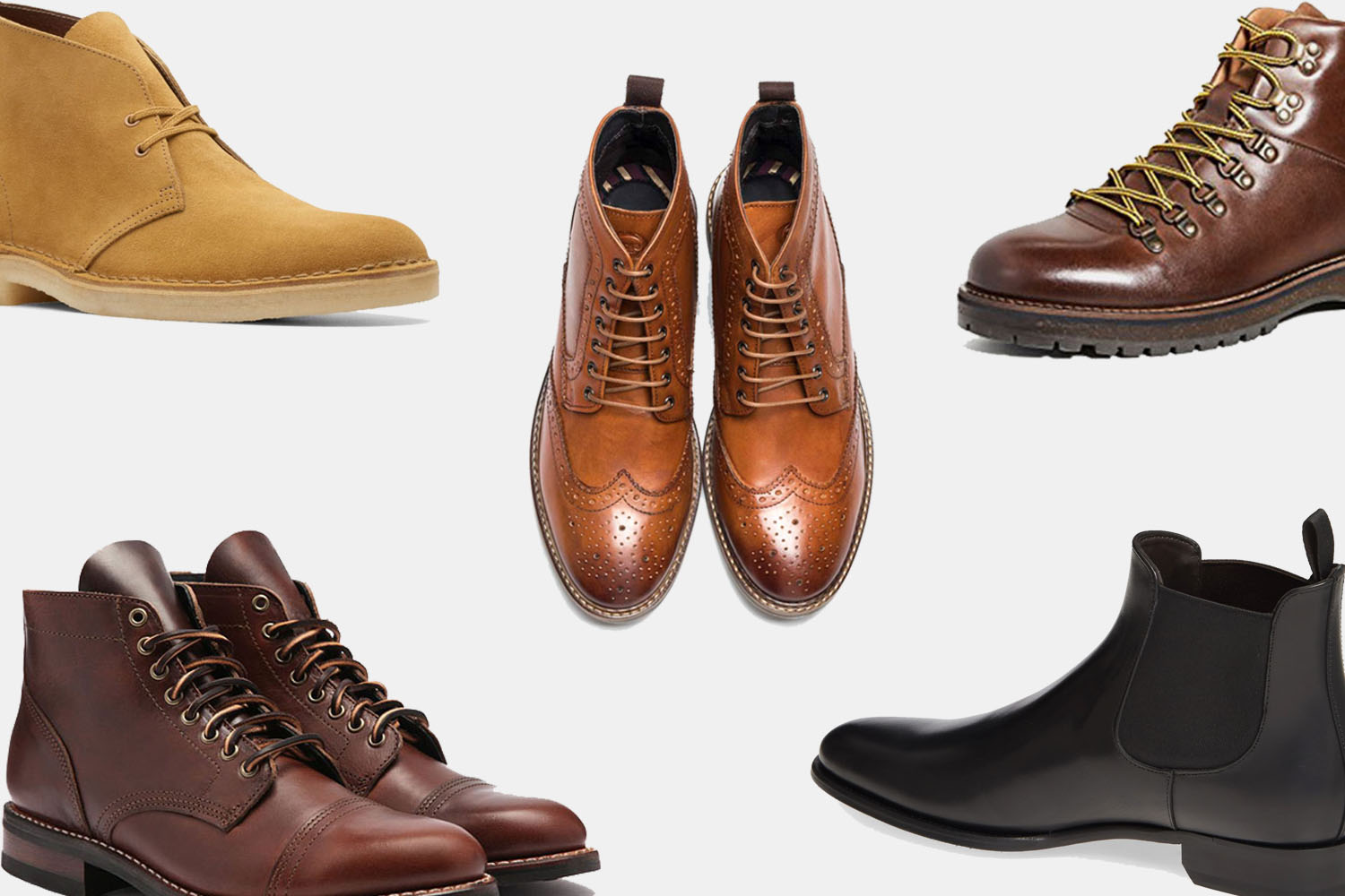 30 Essential Men's Boots for Fall and Winter - InsideHook