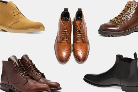 30 Essential Men's Boots for Fall and Winter