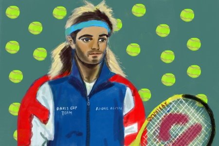 Andre Agassi Life Advice