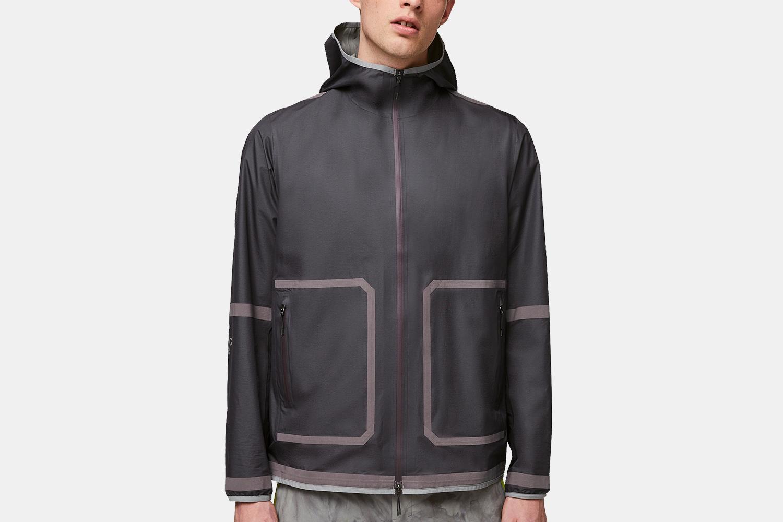 Robert Geller x Lululemon Water-Resistant Jacket
