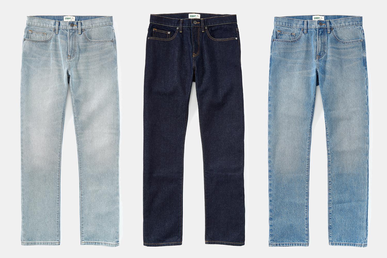 Wellen Organic Jeans