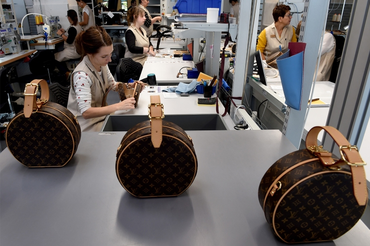 Louis Vuitton Moves Production to Texas