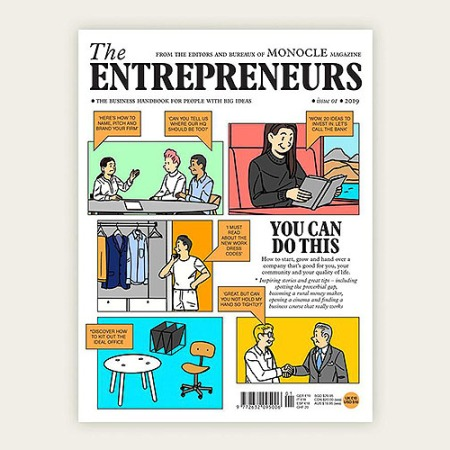 Entrepreneurs by Monocle