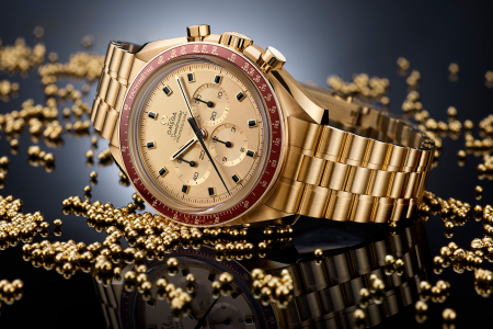 For What It's Worth: Omega's 50th Anniversary Speedmaster Apollo 11