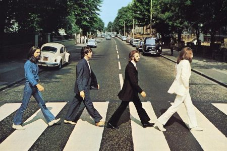 """""""Abbey Road"""" Is No. 3 on the Charts 50 Years After Its Original Release"""