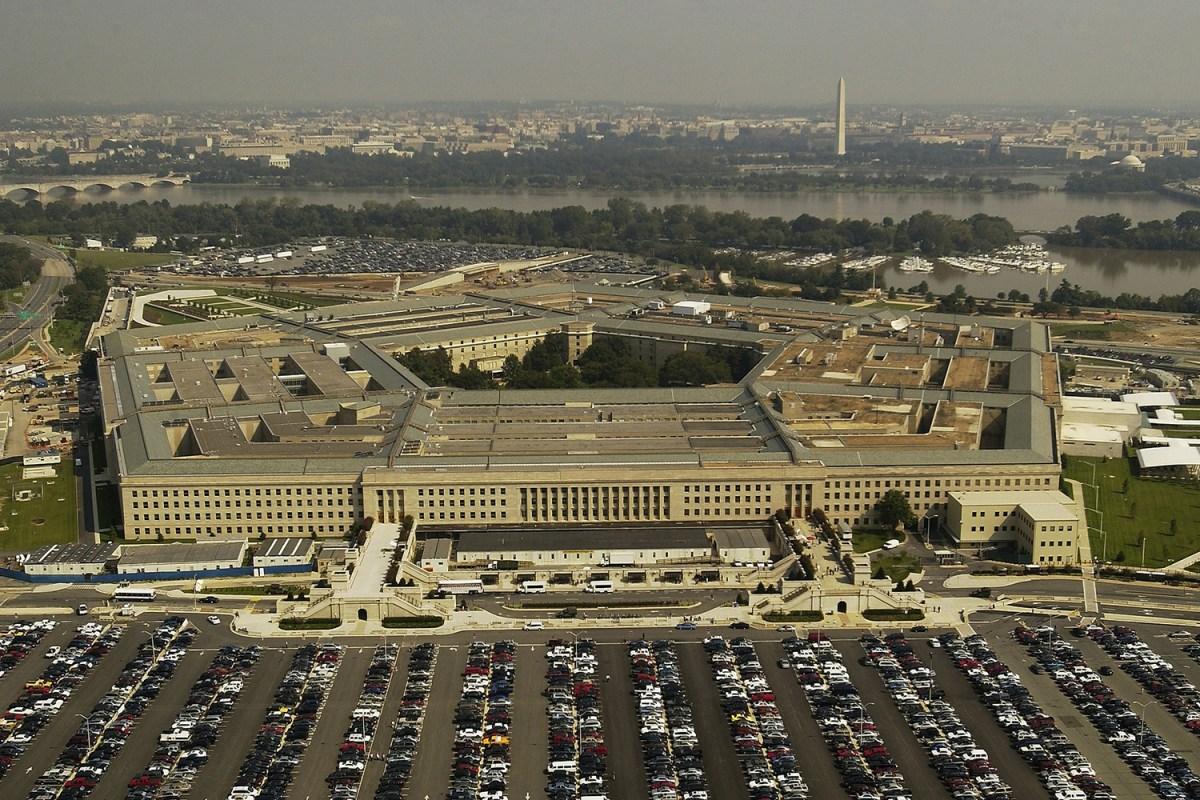 The Pentagon Department of Defense