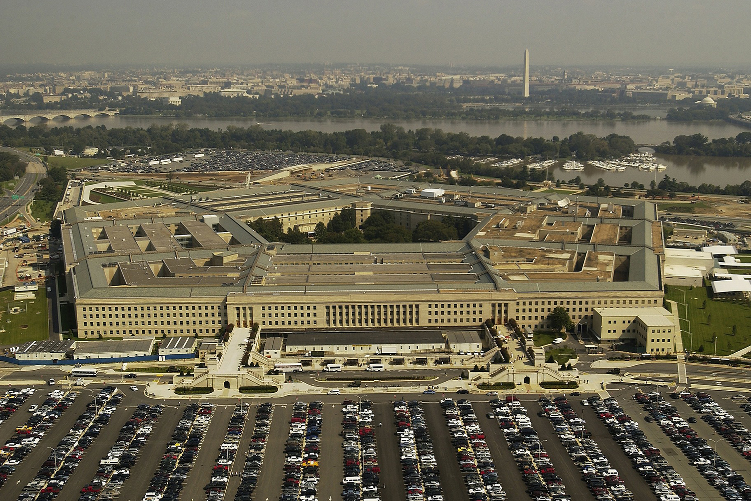 The Pentagon Department of Defense