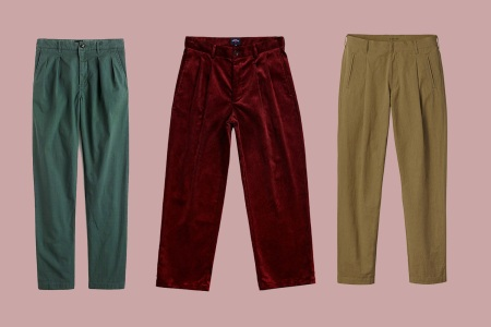 In Defense of Pleated Pants