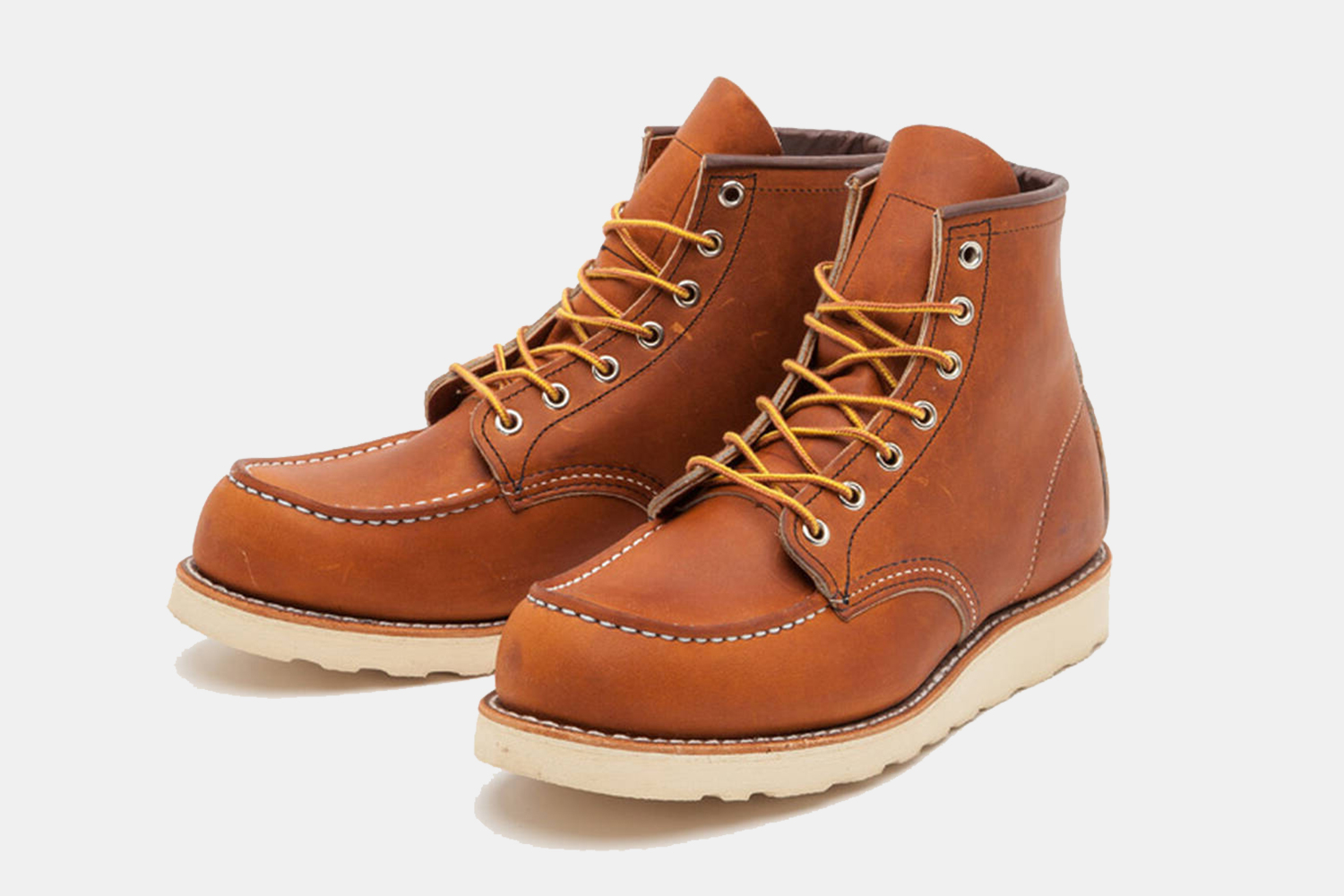 Red Wing Heritage 875 6-Inch Moc Boot
