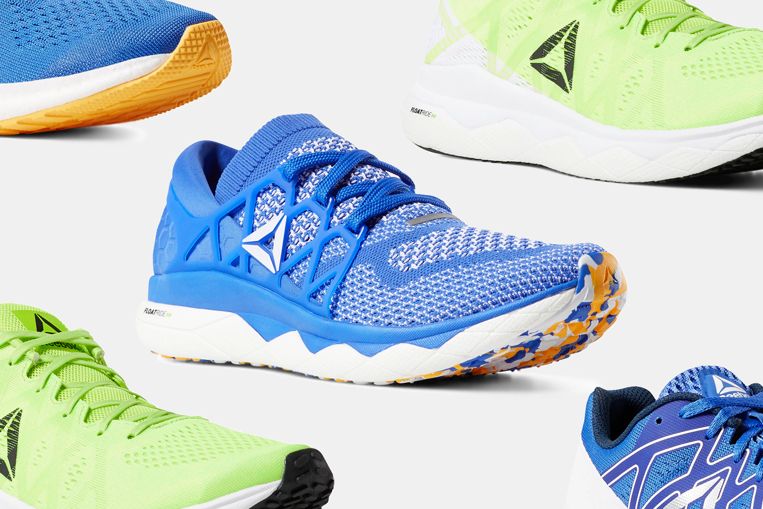 Reebok Running Shoes Extra 50% Off Sale