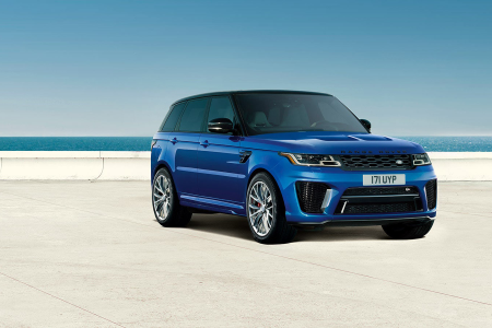 Does the Range Rover Sport SVR Have a Future?