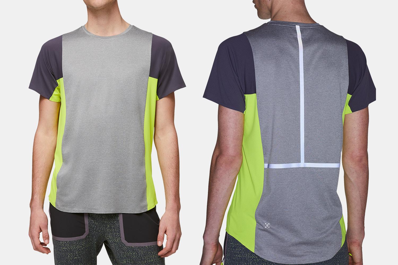 Robert Geller x Lululemon Men's Workout Shirt