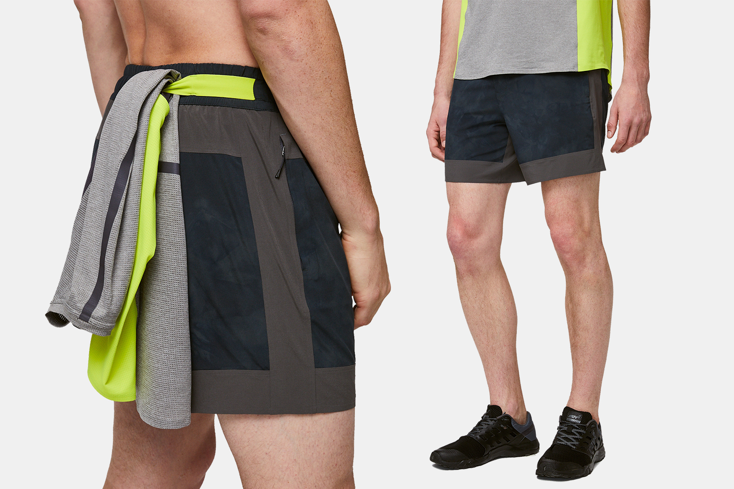 "Robert Geller x Lululemon 6"" Shorts"