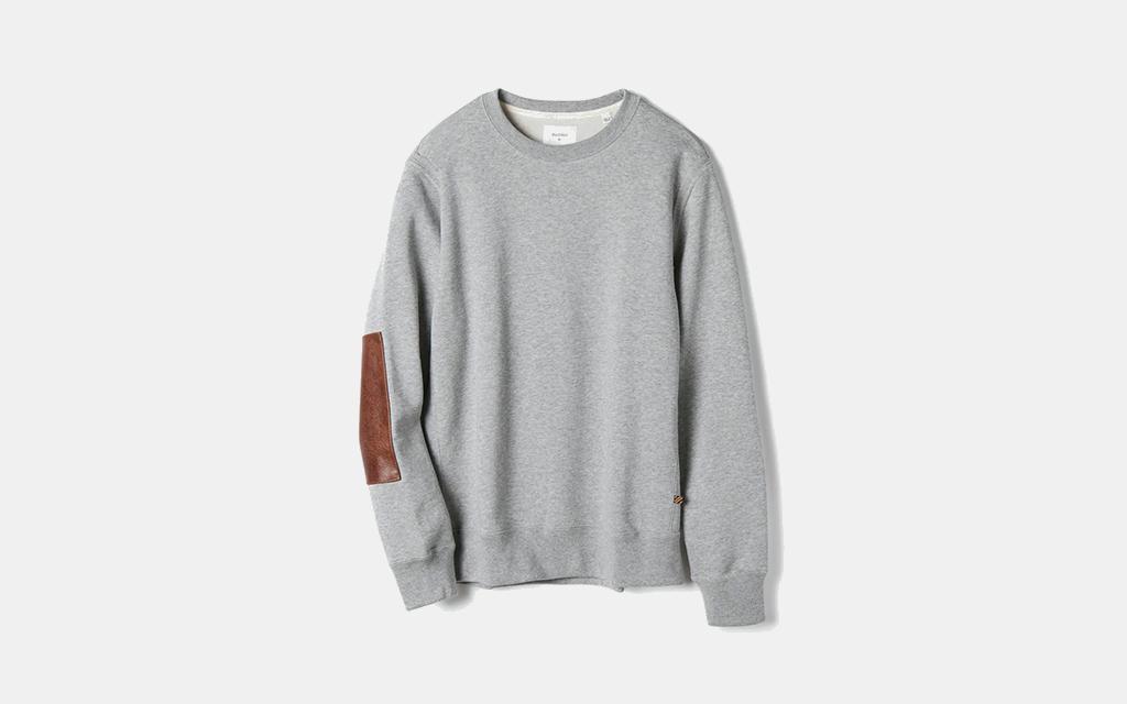 Billy Reid Dover Crewneck Sweatshirt