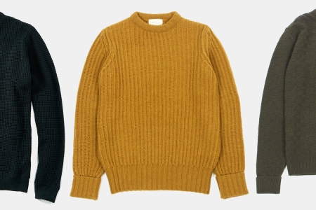 Deal: You Need Chunky Sweaters, Huckberry Has Them Up to 50% Off