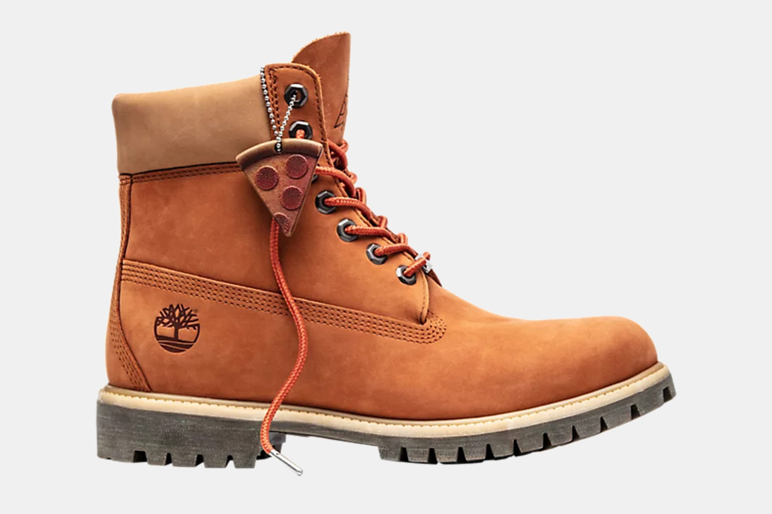 Timberland Limited-Edition Pizza Food Truck Boots