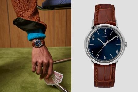 Timex Todd Snyder Marlin Watch