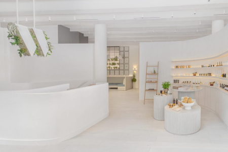NYC Finally Has a Spa to Rival the West Coast's Best