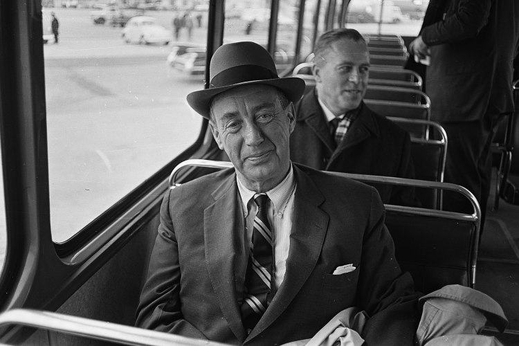 How Adlai Stevenson Became an Unlikely Menswear Icon