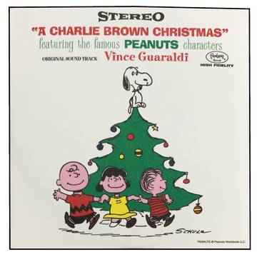 charlie brown christmas record store day
