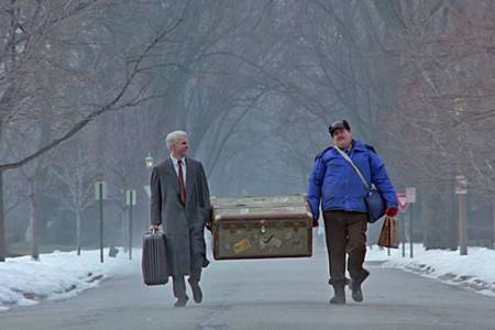 Planes, Trains Automobiles John Hughes perfect Thanksgiving movie