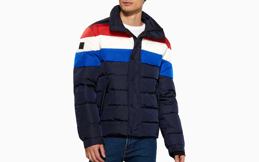 SAM. Olympic Puffer Down Jacket