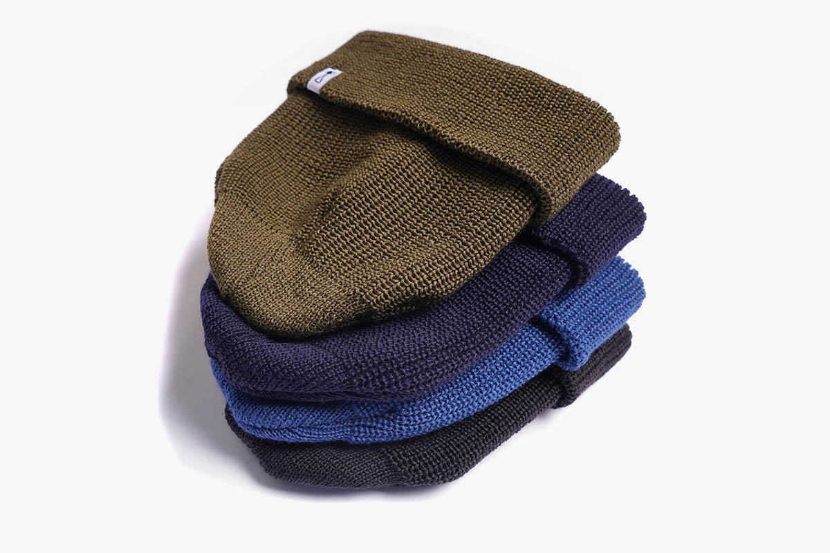 American Trench merino wool beanies