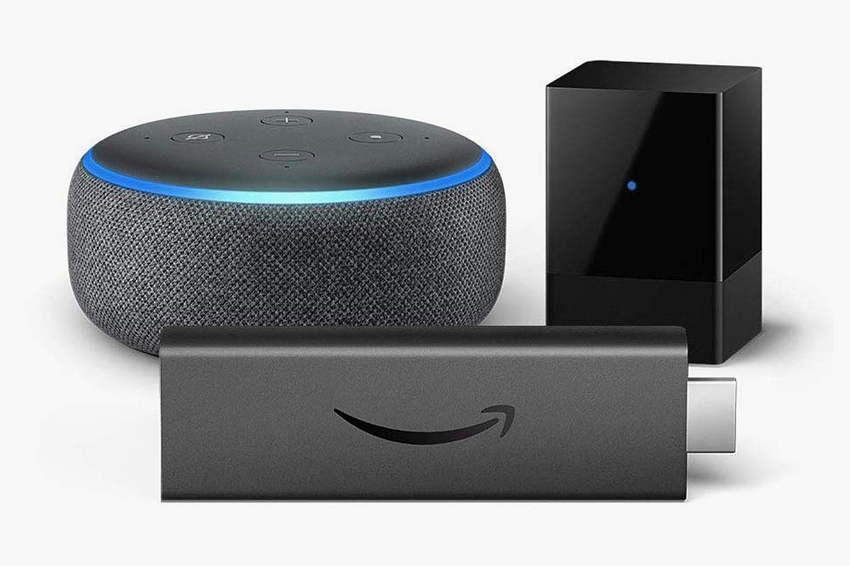 Amazon Fire TV Blaster bundle