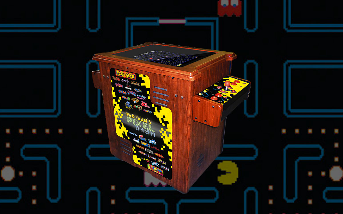 pac man holiday gift