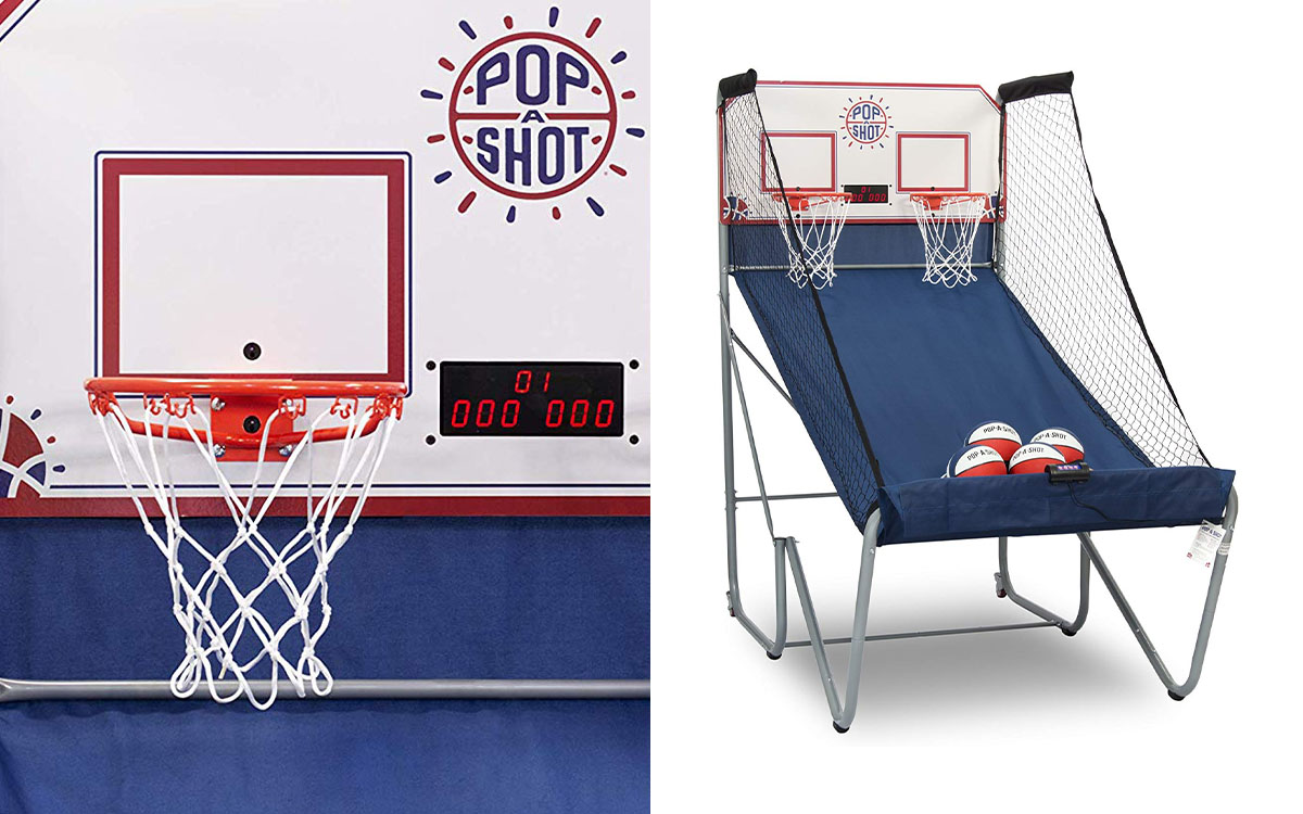 holiday gift guide pop shot basketball