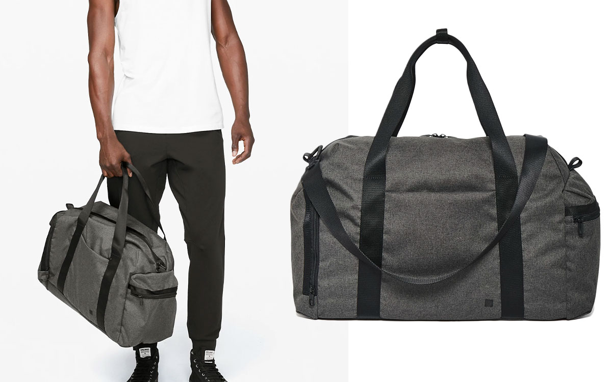 holiday gift guide gym bag