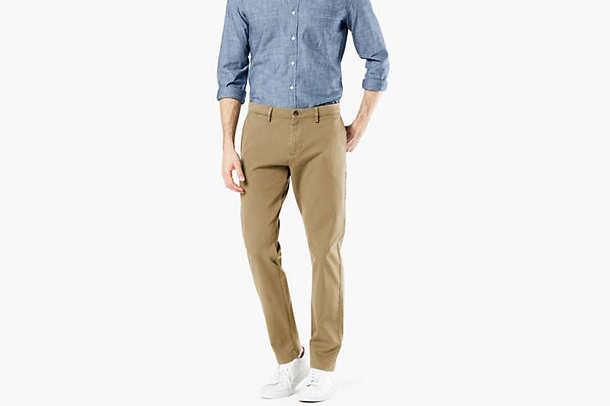 Dockers Is Offering 40% Off (And They're Cool Now)