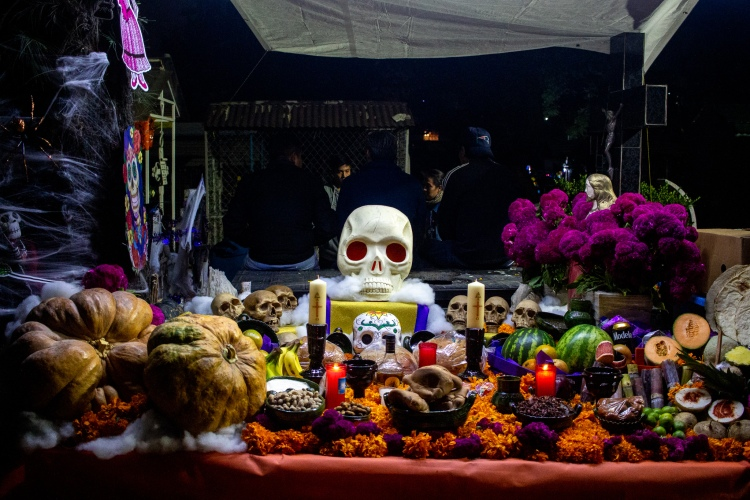 Gallery: What It's Like to Visit Mexico City for Día de Muertos - InsideHook