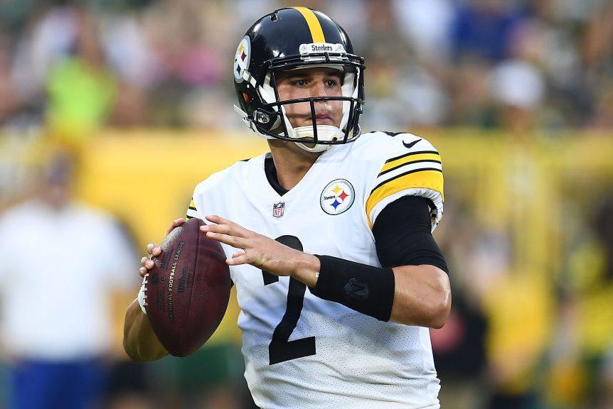 Steelers QB Addresses Myles Garrett's Racial Slur Accusation