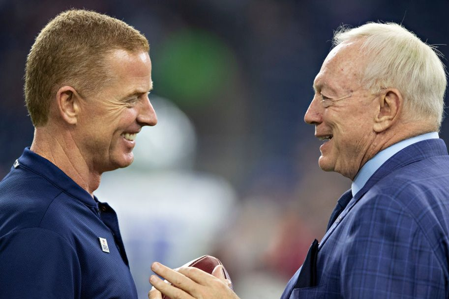 Jerry Jones Puts Cowboys Coaches on Alert Before Thanksgiving Game