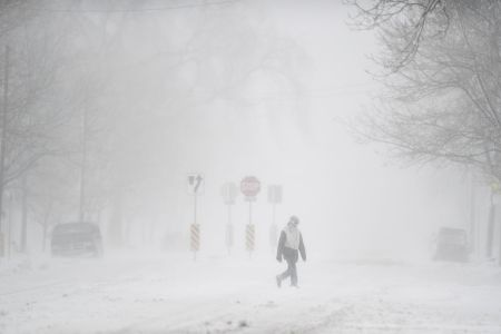 """Forecasters Expect """"Arctic Blast"""" to Break More Than 300 Weather Records"""