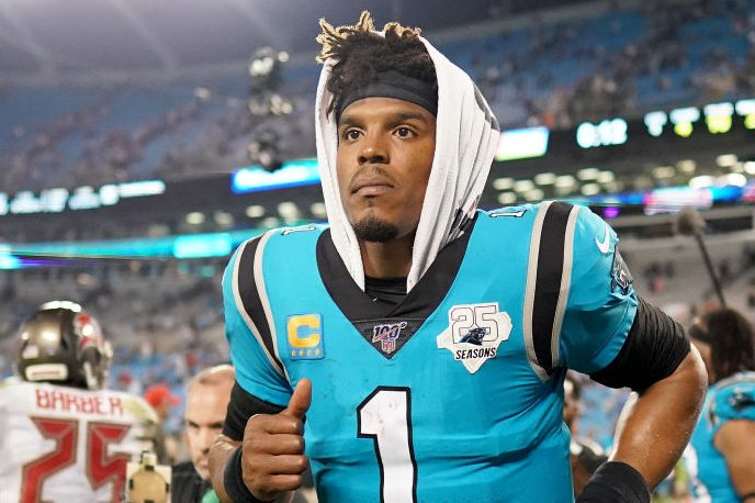 Cam Newton's Carolina Career Could Be Over