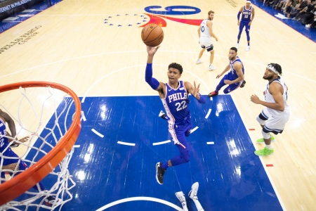 Matisse Thybulle best young NBA defender