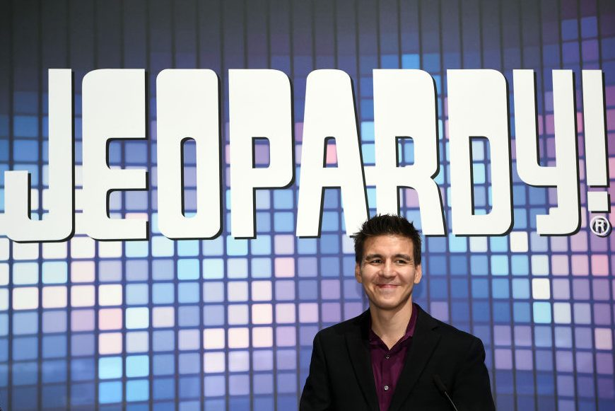 "James Holzhauer Excels in ""Jeopardy!"" Return"