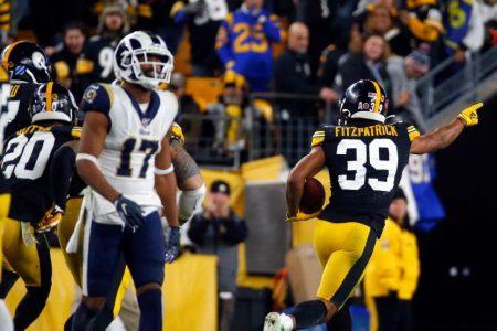 Minkah Fitzpatrick is saving the Steelers