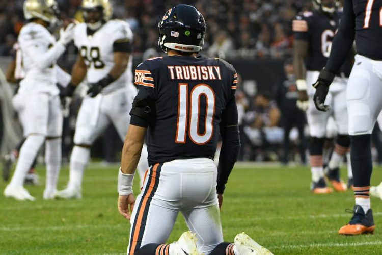 The Bears Haven't Had a Decent Quarterback in Decades