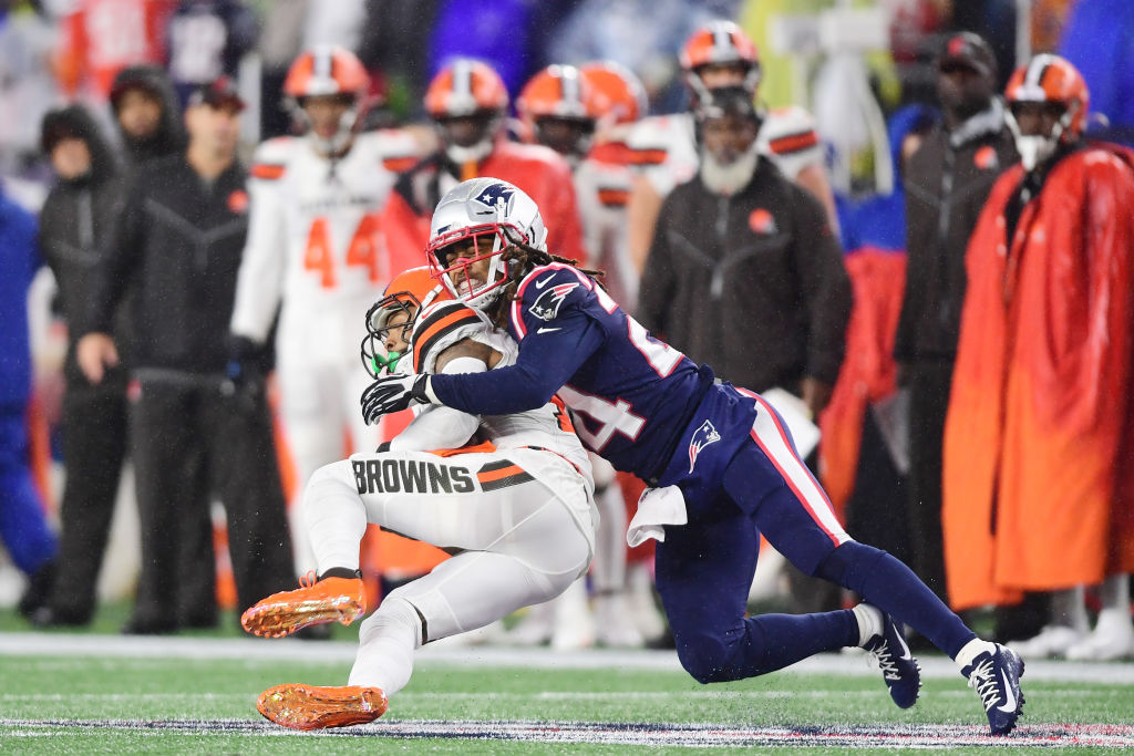 How to dominate Thanksgiving football, as told by Stephon Gilmore