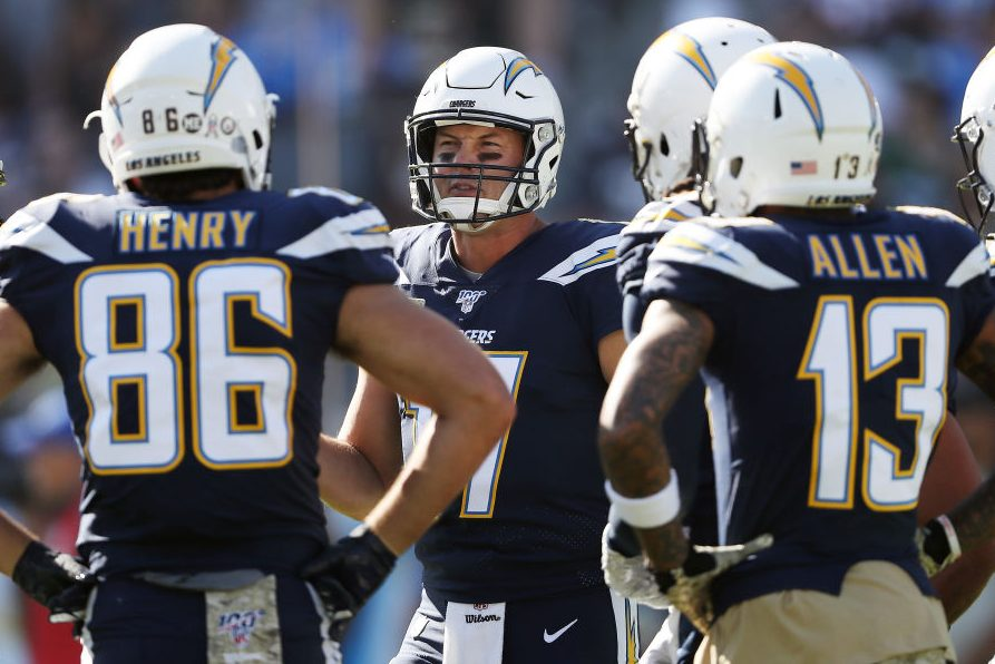 Report: Chargers, NFL Have Mutual Interest in Relocating Franchise to London