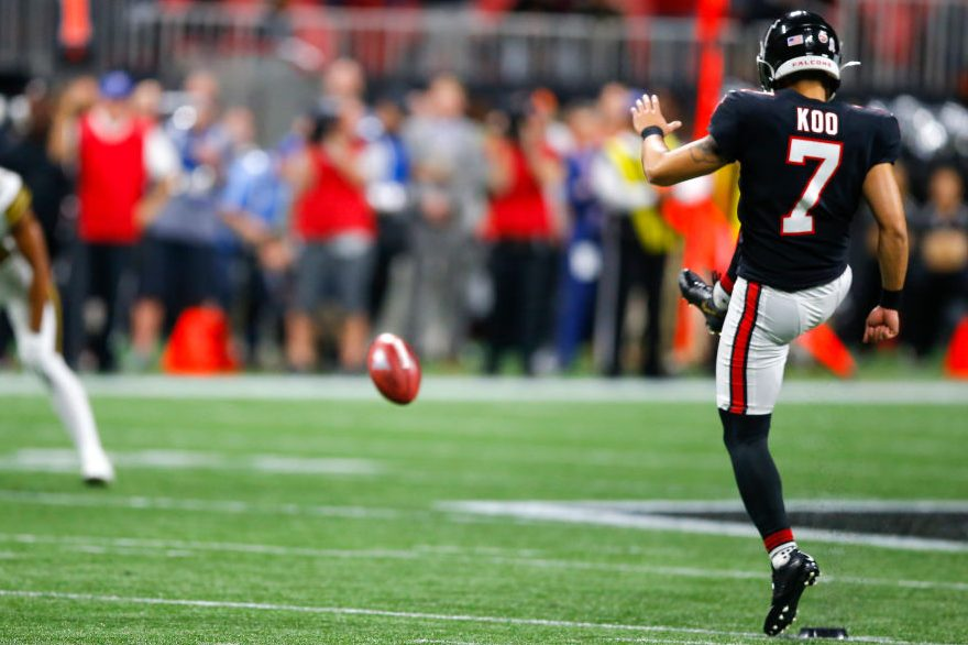 Atlanta Falcons Kicker Masters Lost Art of the Onside Kick