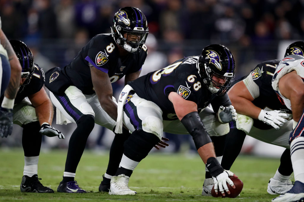 Teams Should Copy Baltimore's Pre-Snap Tactic