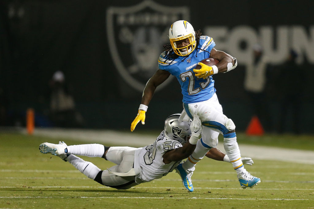 How to dominate Thanksgiving football, as told by Melvin Gordon