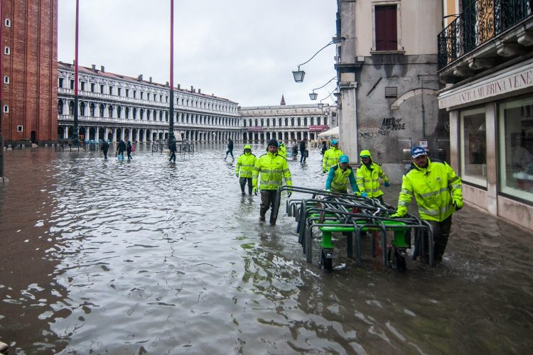 Venice Is Pretty Much Under Water, and You Can Thank Climate Change - InsideHook