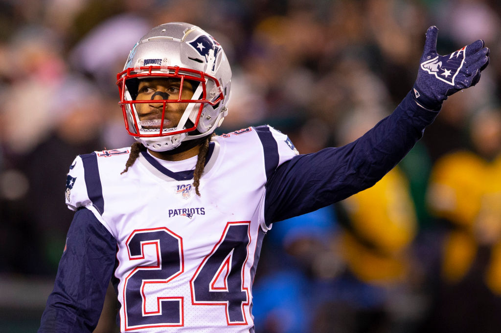 Stephon Gilmore Won't Say He's the NFL's Best Cornerback but It's Cool If You Do